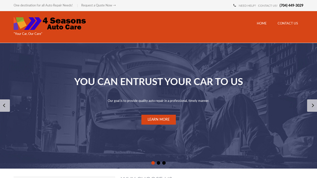 4 Seasons Auto Care